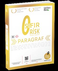 ÜçDörtBeş - Paragraf Sıfır Risk