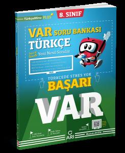 8. Sınıf VAR Türkçe Yeni Nesil Soru Bankası