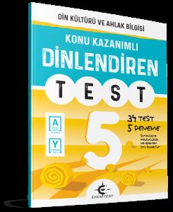 Eker Test – DİNlendiren Test 5. Sınıf