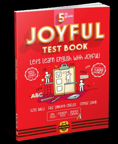 5. Sınıf Joyful Test Book