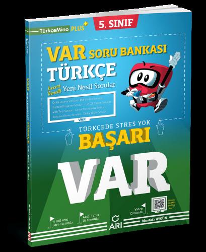 5. Sınıf VAR Türkçe Yeni Nesil Soru Bankası