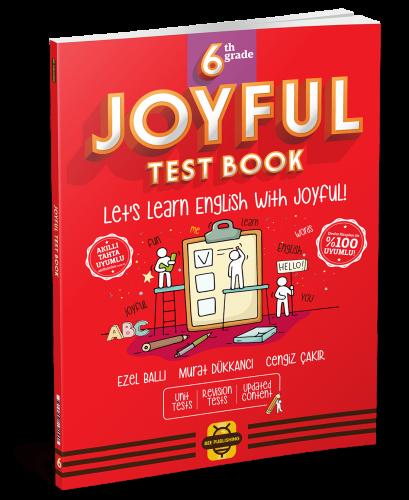 6. Sınıf Joyful Test Book
