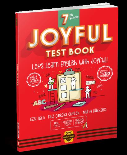 7. Sınıf Joyful Test Book