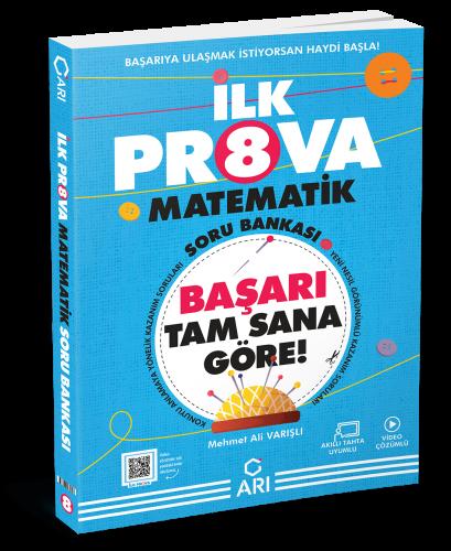 8. Sınıf İlk Prova Matematik Soru Bankası