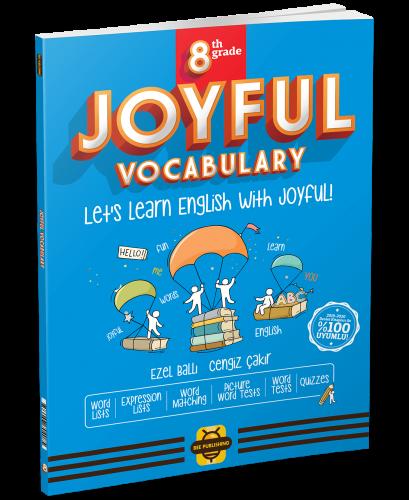 8. Sınıf Joyful Vocabulary