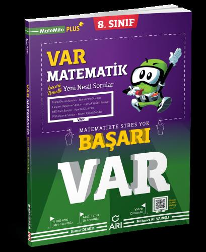 8. Sınıf VAR Matematik Yeni Nesil Soru Bankası