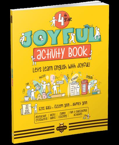 Joyful Activity Book 4. Sınıf