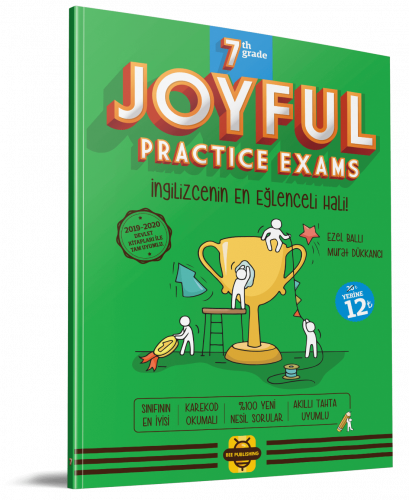 Joyful Practice Exams 7. Sınıf