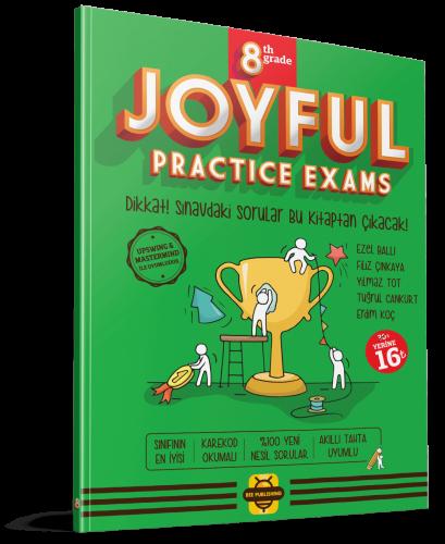 Joyful Practice Exams 8. Sınıf