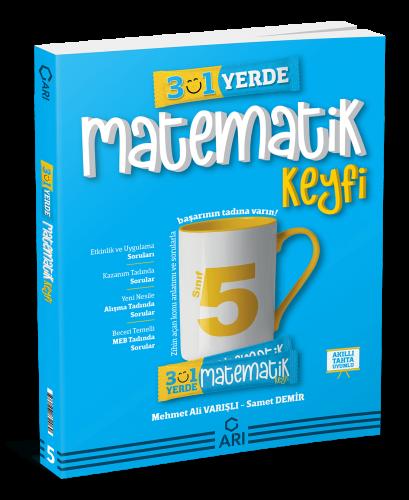 Matemito 3'ü 1 Yerde Matematik Keyfi 5.Sınıf
