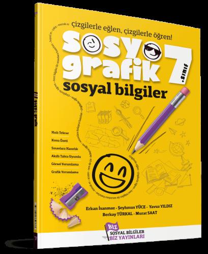 Sosyografik Sosyal Bilgiler 7. Sınıf