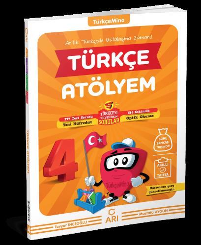 TürkçeMino Türkçe Atölyem 4. Sınıf