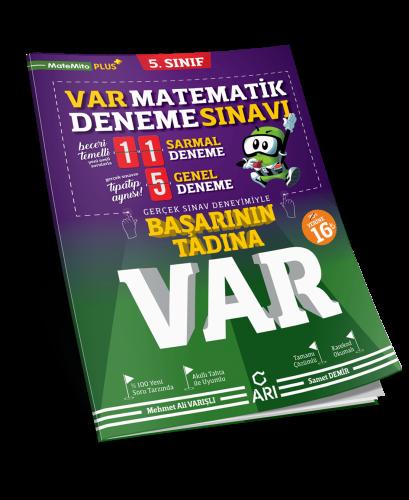 VAR Matematik Deneme Sınavı 5. Sınıf