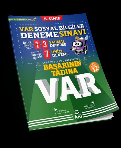 VAR Sosyal Bilgiler Deneme Sınavı 5. Sınıf