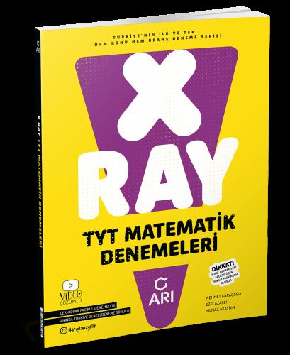 X-RAY TYT Matematik Denemeleri